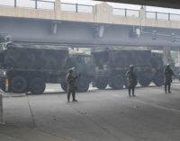 Полицейские в Миннеаполисе обстреляли журналистов Deutsche Welle