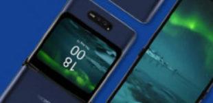 Nokia выпустит смартфон с гибким экраном