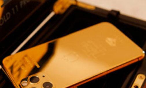 Смартфон Escobar Gold 11 Pro оказался восстановленным iPhone 11 Pro