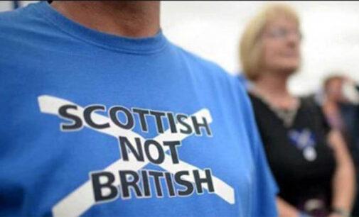 В Шотландии до рекордного уровня выросло число сторонников независимости