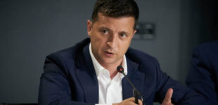Зеленский заявил о желании Украины полностью интегрироваться в ЕС