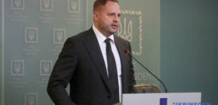 Ермак пожаловался на фейки и заявил о готовности отстаивать интересы Украины