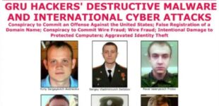 США обвинили российских хакеров в дестабилизации ситуации в Украине и попытке сорвать Олимпиаду