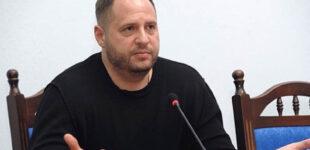 Ермак написал туманный пост об ошибках некоторых членов команды президента