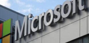 Прибыль Microsoft за первый квартал выросла на 30%