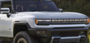 GM не планував давати електропікапу марку Hummer