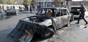 Армянские войска обстреляли город Барда: много жертв
