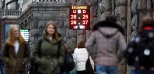 Нацбанк констатирует на наличном рынке резкий рост спроса на валюту