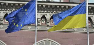 Большинство граждан стран Евросоюза поддерживают вступление Украины в ЕС
