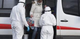 В России число новых заболевших COVID-19 впервые превысило 24 тысячи