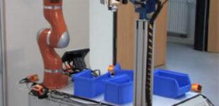 Роботы научились с легкостью захватывать и перемещать объекты