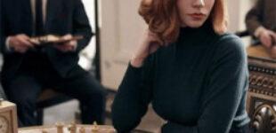 """Сериал """"Ход королевы"""" спровоцировал """"шахматный бум"""" в мире: пользователи массово интересуются интеллектуальной игрой"""