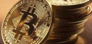 Цена на биткоин выросла до рекордных 17 723 долларов за последние 3 года