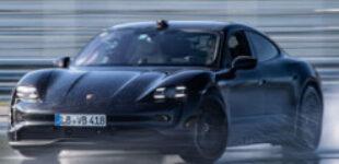 Электрический Porsche Taycan установил новый мировой рекорд