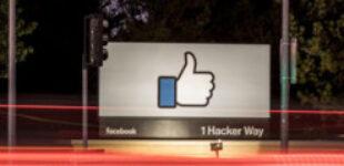 Facebook оштрафовали за разглашение пользовательских данных
