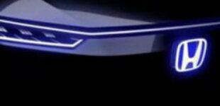 Компания Honda электрифицирует автомобили CR-V, Accord и NSX