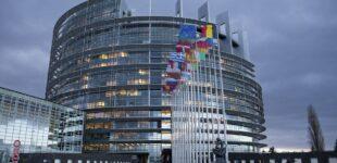 Депутаты Европарламента приняли резолюцию по Беларуси