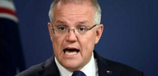 Австралия требует от Китая извинений из-за поста в Twitter