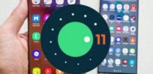 Samsung выпустила Android 11 для Galaxy S20