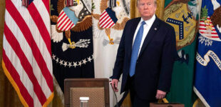 Иран ввел санкции в отношении Трампа и Помпео