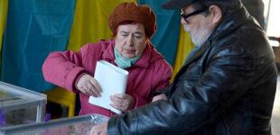 Голосование на выборах мэра Борисполя проходит в штатном режиме