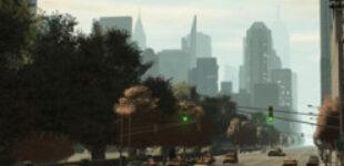 Игроки в Minecraft больше года создают мегаполис Либерти-Сити из GTA