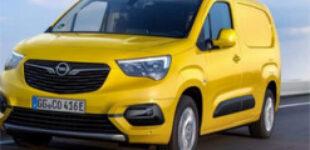 Opel представив електричний мінівен Combo-e