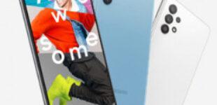 Samsung выпустила смартфон Galaxy A32 4G