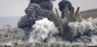 США впервые по приказу Байдена нанесли авиаудар по Сирии
