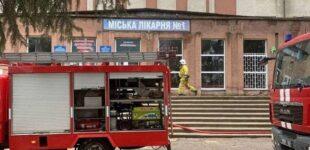 Кипятильник и спирт: стала известна причина пожара в больнице Черновцов