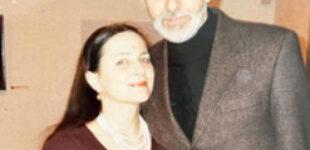Тоня Матвиенко показала уникальные фото своей знаменитой матери, отмечающей «золотую» свадьбу
