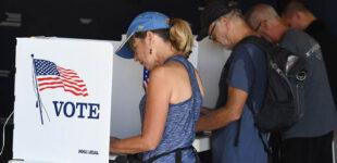 В США упростят процедуру регистрации избирателей