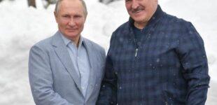 Лукашенко рассказал о совместных с Путиным планах