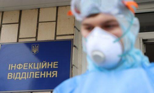 В столице почти 1700 случаев COVID-19, умерли 44 человека
