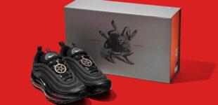 Nike урегулировала спор из-за «сатанинских» кроссовок