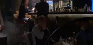 Нарушали карантин: в Киеве патрульные закрыли ресторан