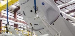 NASA одобрило планы запуска корабля SpaceX Crew-2