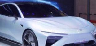 Электромобиль Neta S удивил запасом хода