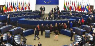 Европарламент призвал остановить «Северный поток — 2»