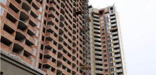 В Украине в этом году стали меньше строить
