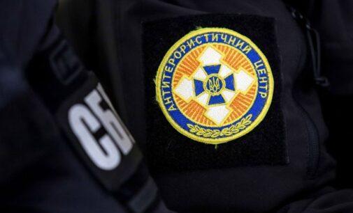 В Днепропетровской области задержали основателя террористической группы боевиков «ЛНР»