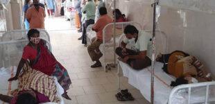 В Индии на фоне коронавируса отмечаются вспышки «черной плесени»