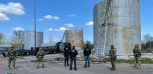 На Дніпропетровщині викрили нелегальний нафтопереробний завод (Фото)