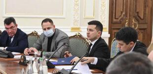 Новые санкции СНБО: против «воров в законе» и жителей Конча-Заспы