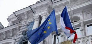 Париж может отключить от света остров Джерси в случае невыполнения Лондоном договоренностей по рыболовству