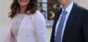 Білл та Мелінда Гейтс підписали контракт про поділ спільного майна