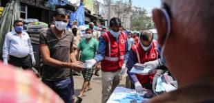 В Индии уже почти 20 млн заразившихся коронавирусом