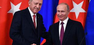 Путин пообещал поставить «Спутник V» в Турцию уже в мае
