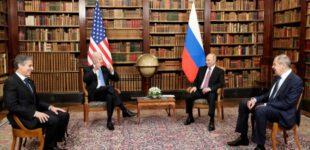 Путин и Байден проговорили два часа