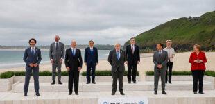 Стало известно содержание совместного заявления лидеров G7